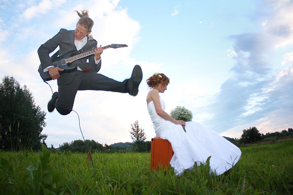 Svadba Oravská priehrada